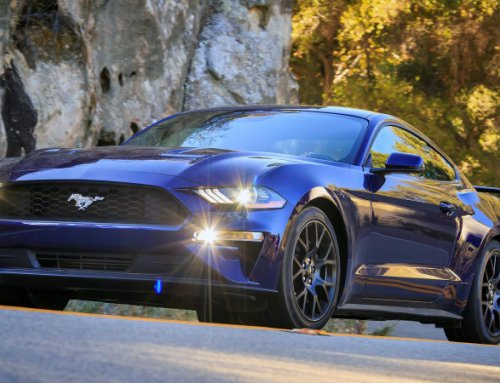 The Upcoming Ford Mustang Hybrid