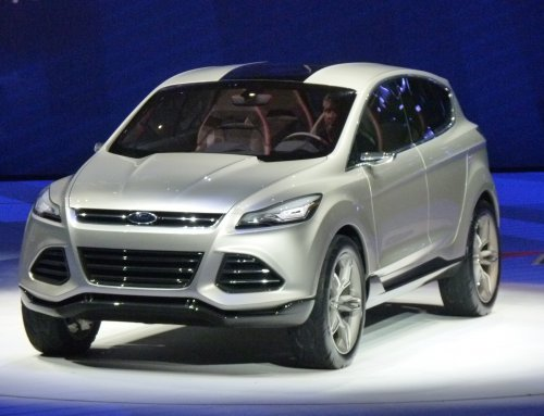 Ford Escape Electric Version for 2020