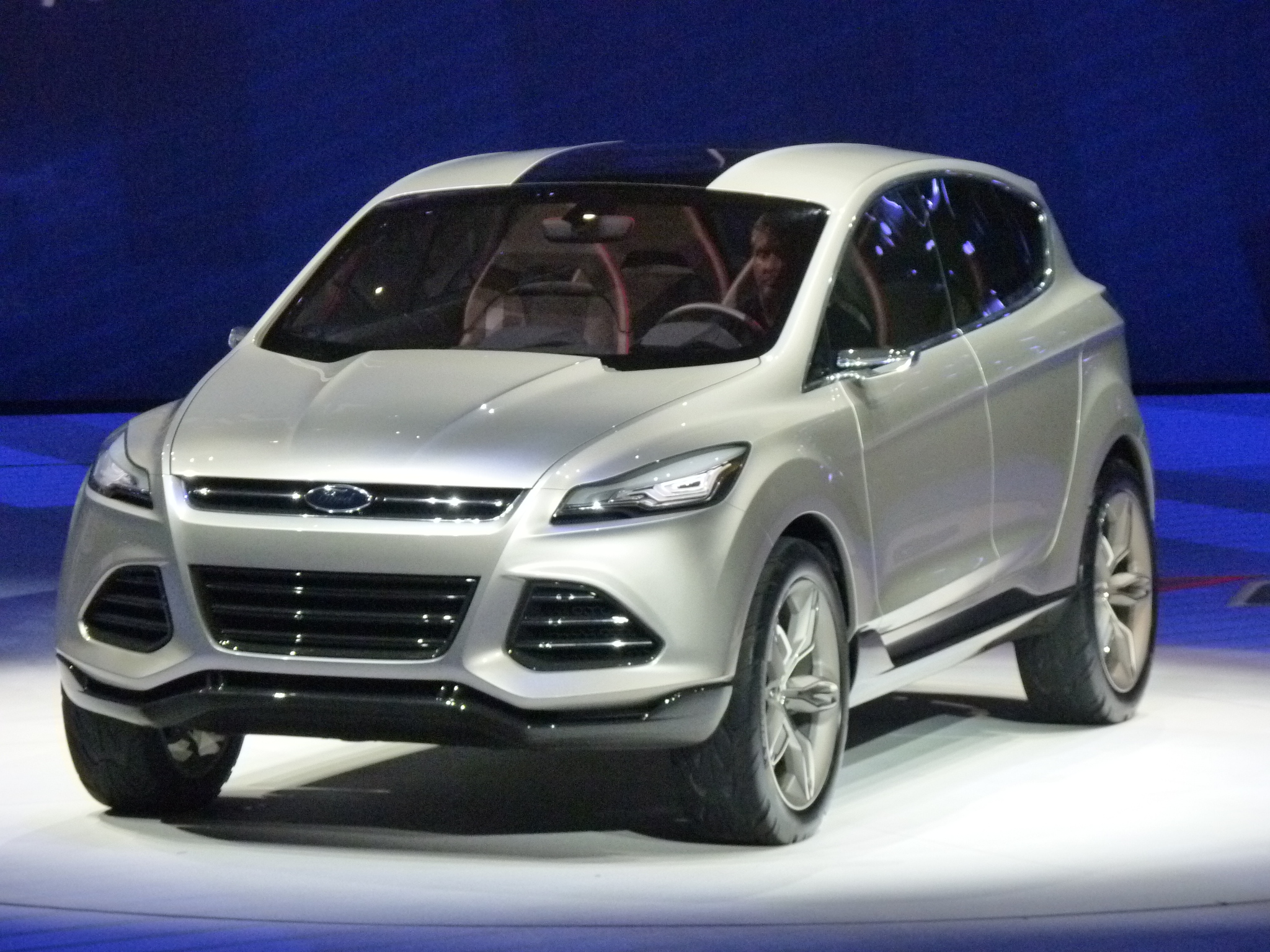 Ford Escape Electric Version Concept