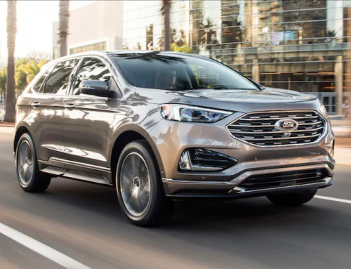 Why the 2019 Ford Edge Titanium is a Tempting Choice