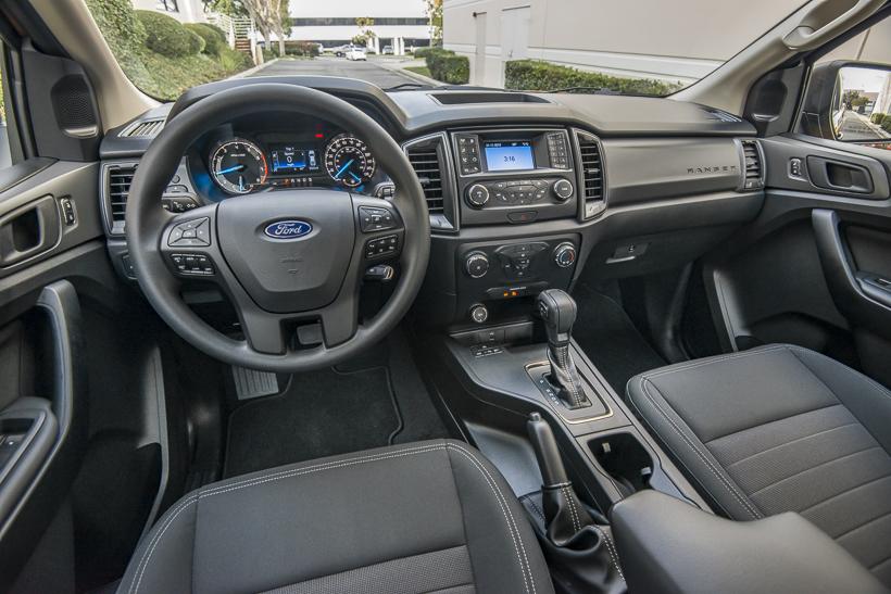 Ford Ranger All Black STX