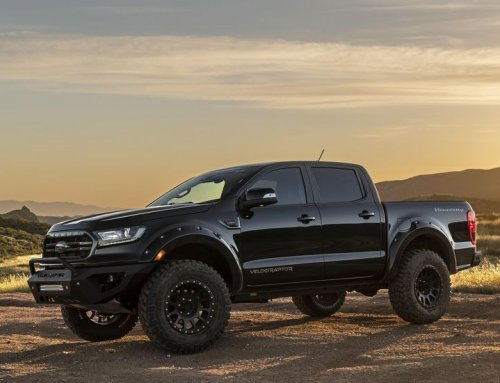 Ford Ranger Raptor?!