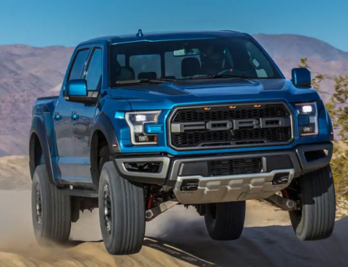 F-150 Leads Ford Pack of Three 2019 Best-Selling Autos