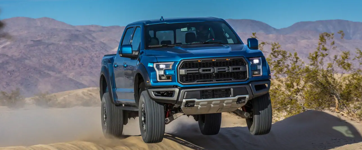 2019 Ford F-150 - 1st Place