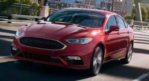2019 Ford Fusion - 20th Place