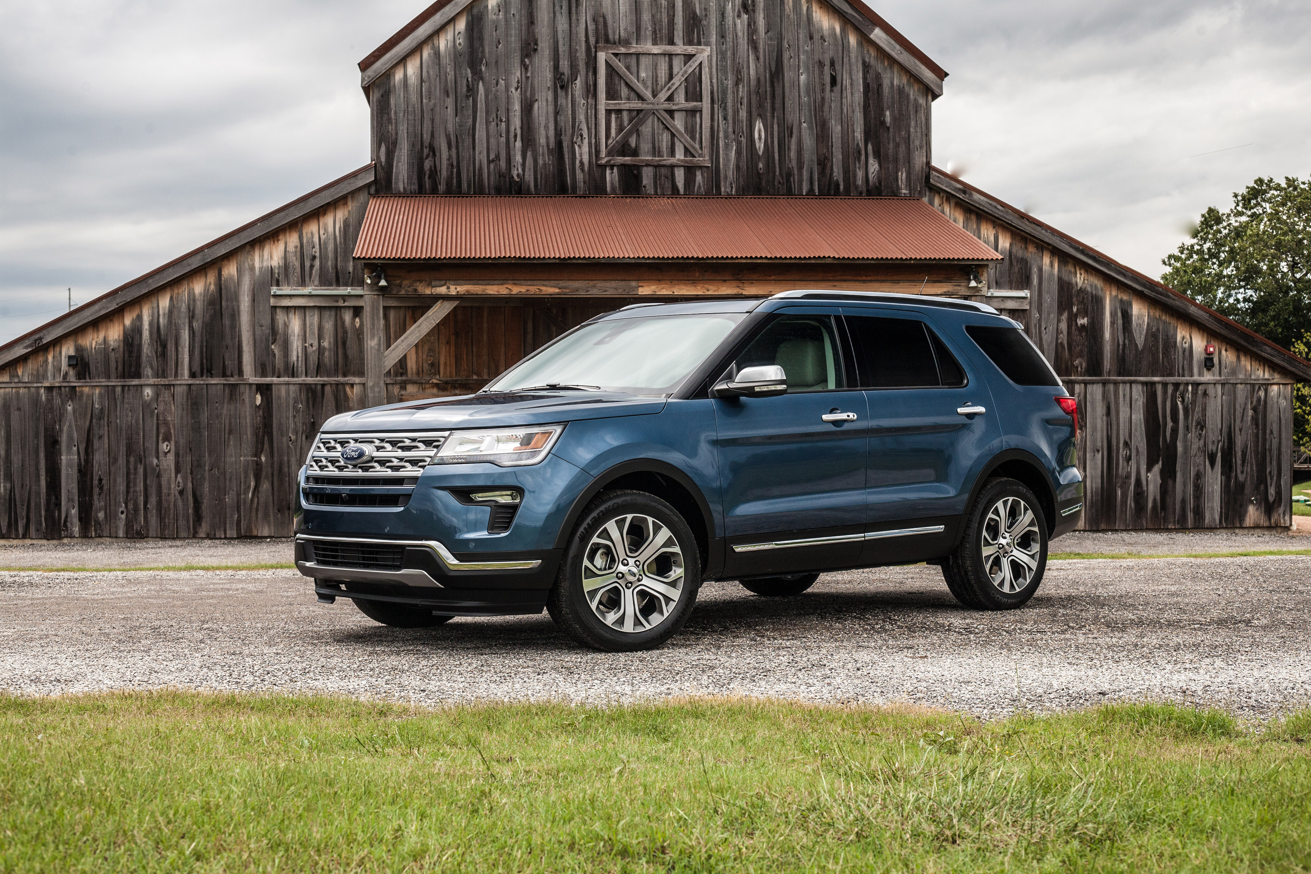 The 2019 Ford Explorer - Save on this SUV