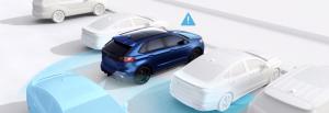 Ford Co-Pilot360 Cross-Traffic Alert