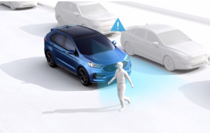 Ford Co-Pilot360 Pre-Collision Alert