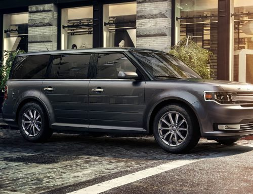 Where to Get a Used Ford Flex in Glendora?