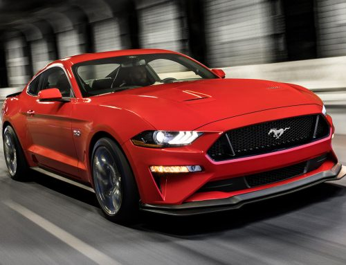 Get Your Ford Mustang in Glendora