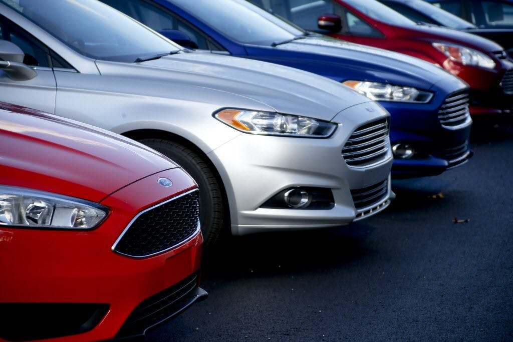 Ford Dealer with Used Cars