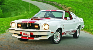 1976 Ford Mustang Cobra 2