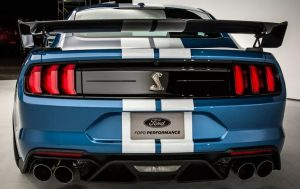 2020 Ford Shelby GT500 Rear