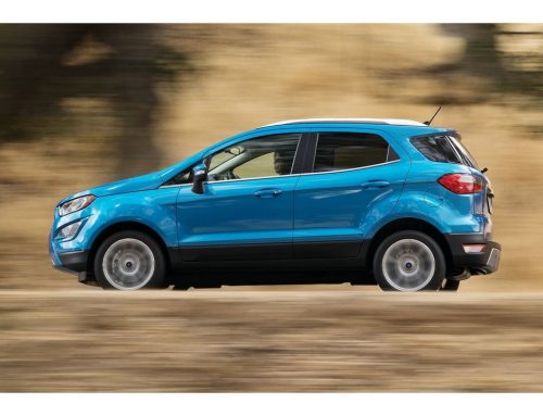 What's New with the Ford EcoSport?