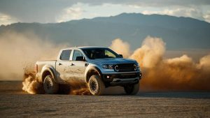 2020 ford ranger off road