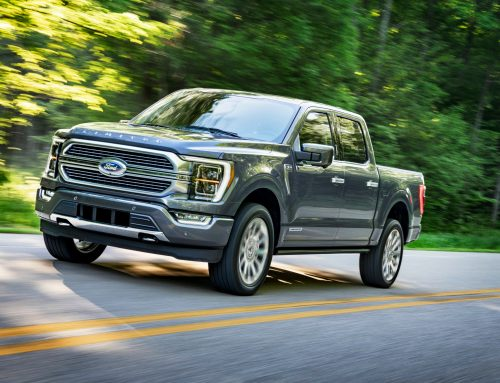 2021 Ford F-150 Makes its Debut