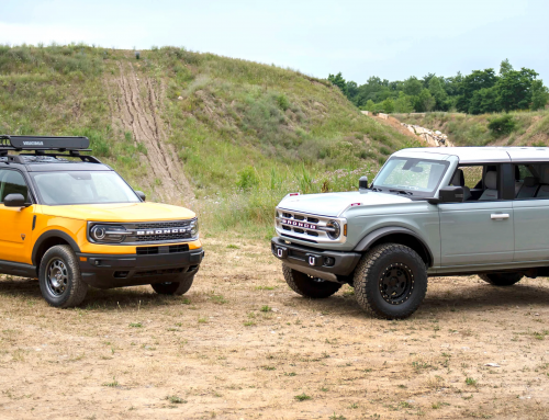 Ford Bronco Teasers Circulate
