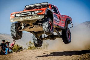 The Ford Bronco is back at the baja-1000 in November