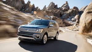 The Expedition was one of Ford's Best for the summer trips