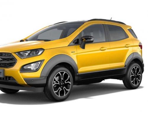 2021 Ford EcoSport Performance