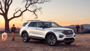 Ford Explorer Top Family Vehicle Option