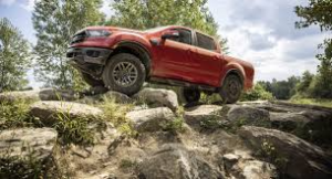 2021 ford ranger off road package