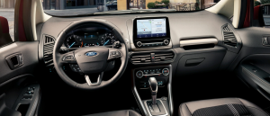 Ford EcoSport performance