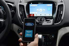Ford Adds Alexa
