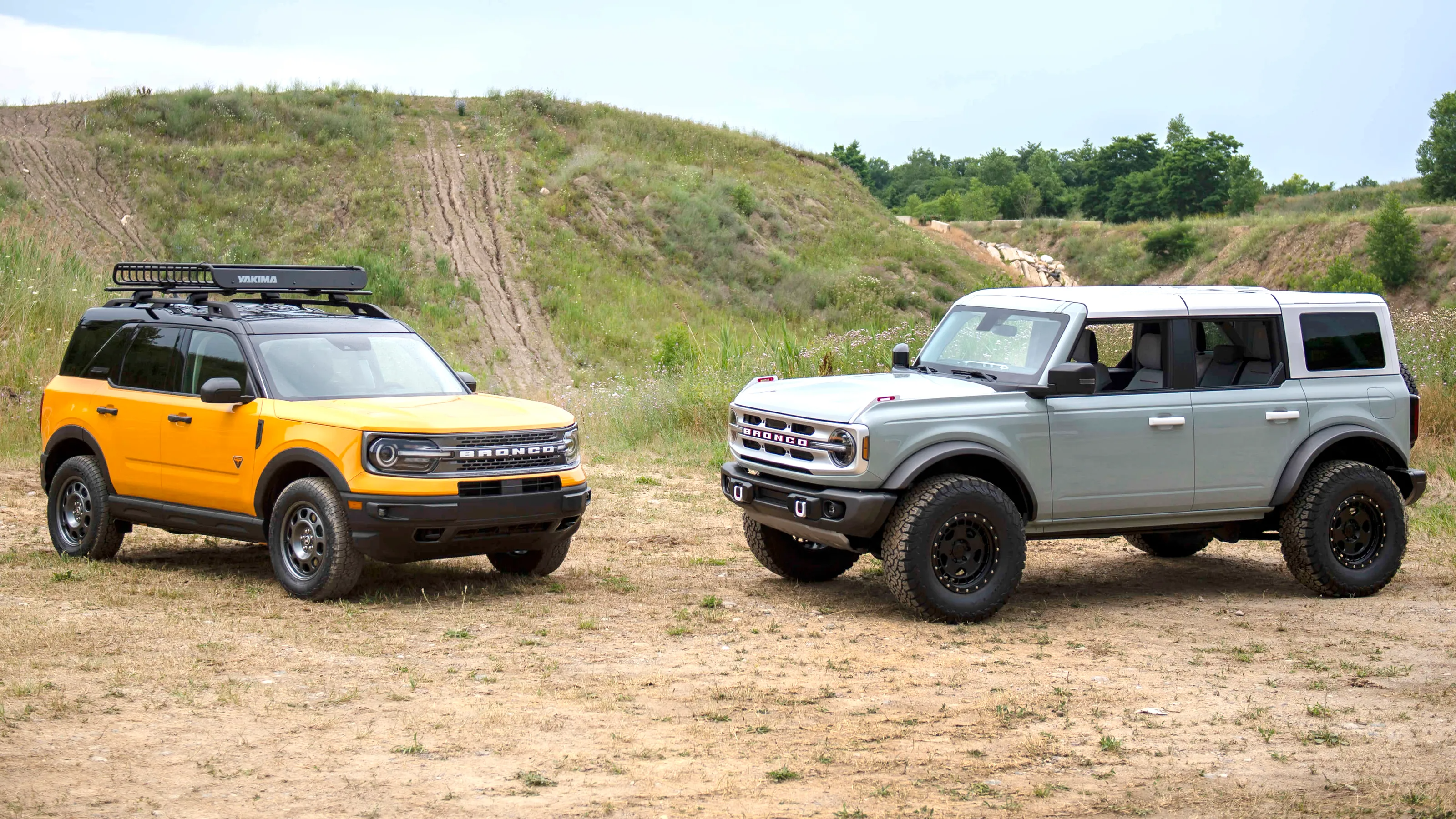 Ford Bronco Shipping Now
