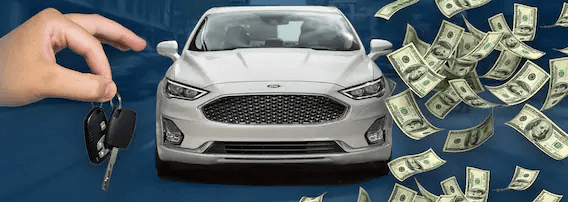 Ford Trade-In Values Climb