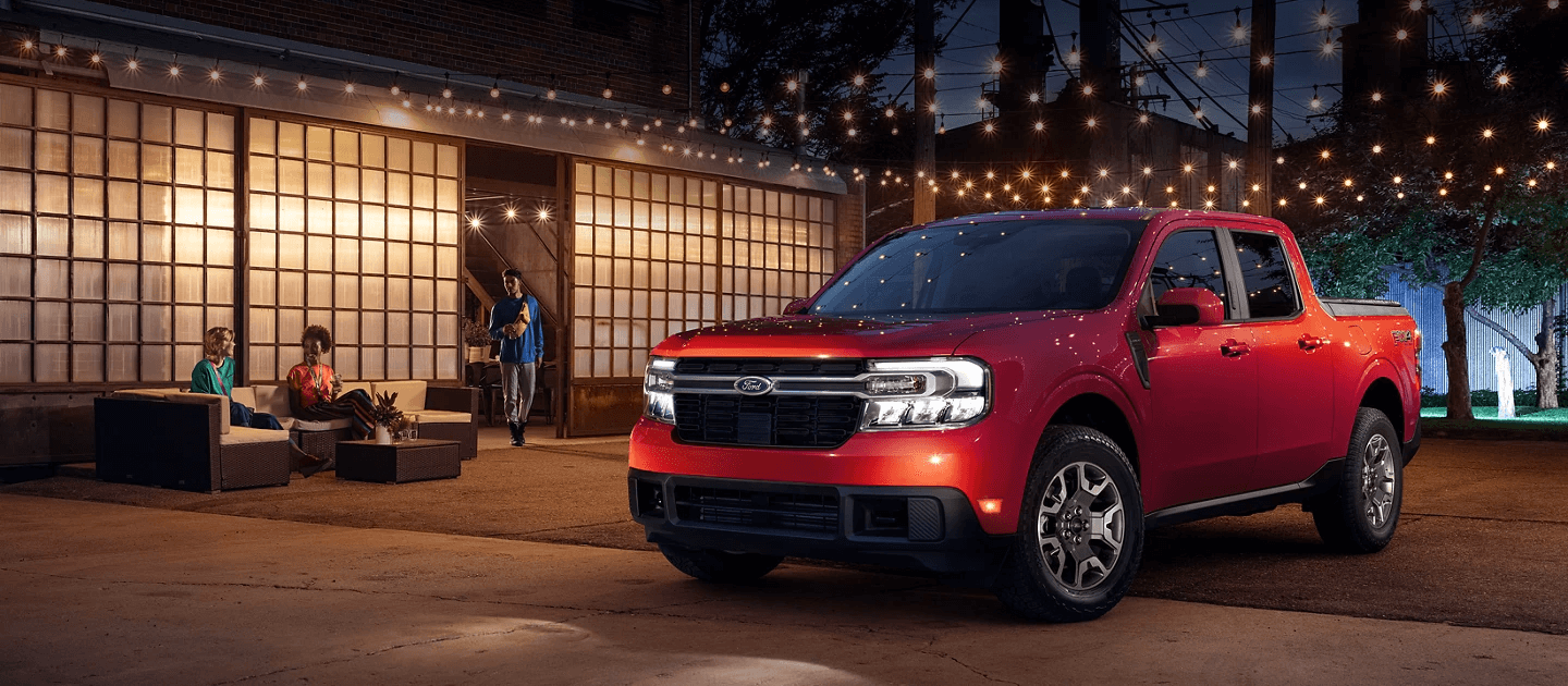 Every Detail About the 2022 Ford Maverick