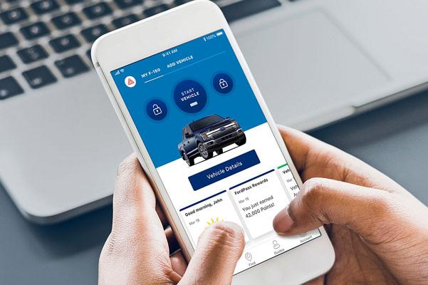 Introducing FordPass Rewards Tiers
